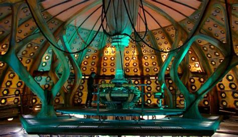9th Doctor Tardis Interior by Tardis Room Tardis Data The Doctor Who Wiki