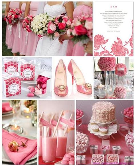 pink wedding theme decorations wilmide s pink ideas wedding pink wedding gowns