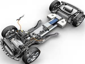 Electric Car Motor System How Gm S E Flex Propulsion System Works Howstuffworks