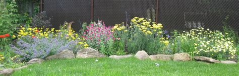 Line Gardens by The Big Brown Fence Journal Garden Design Montreal