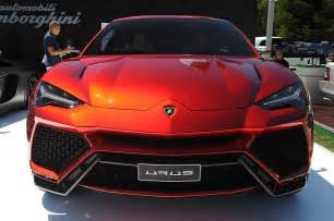 Lamborghini Uris Lamborghini Urus Gets The Green Light For Production