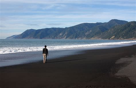black sand beach california spectacular sand beaches in a rainbow of 10 incredible
