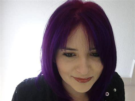 cabello tinte tintes de pelo color morado newhairstylesformen2014 com
