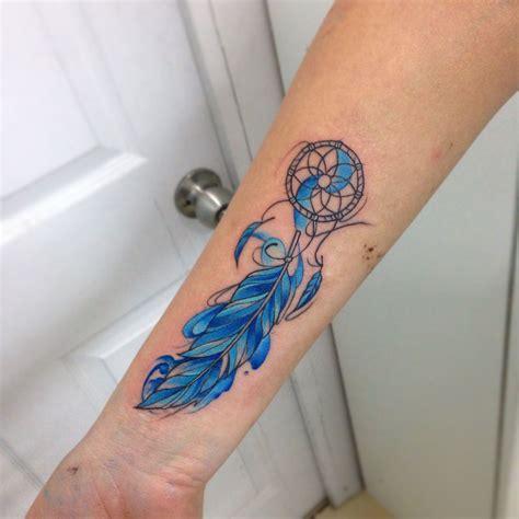watercolor tattoo dreamcatcher catcher watercolor i want