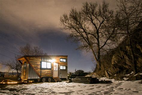 tiny house vacation home tiny house vacation in golden colorado