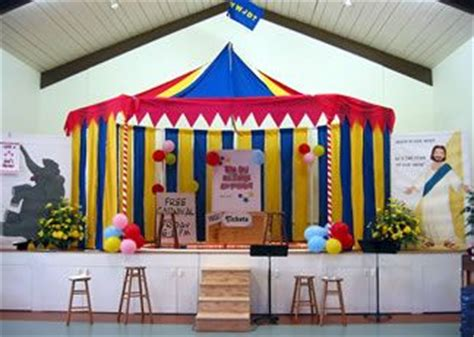 carnival themes for church cute idea for a stage for the talent show in may 2013