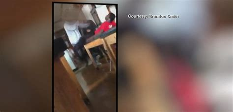 Teachers Aide Arrested After Video Of Attack Emerges | teacher s aide arrested after video of attack emerges