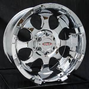 Chrome Chevy Truck Wheels 16 Inch Chrome Wheels Rims Chevy Gmc 1500 6 Lug Truck