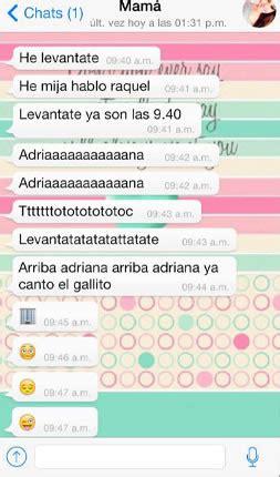 cadenas de whatsapp que asustan 161 qu 201 locura las madres y los whatsapp cabroworld
