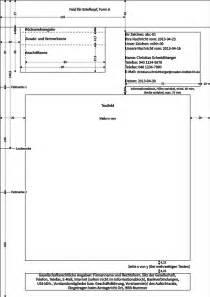 Offizieller Brief Format Ein Genauerer Blick Auf Din 5008