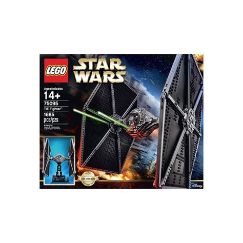 Lego 75095 Tie Fighter Ucs lego tigh fighter 75095