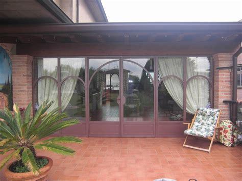 arredo verande veranda in ferro battuto e vetro complementi d arredo