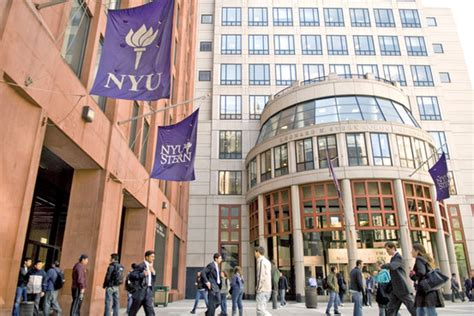 Nyu Admission Requirements For Mba by Nyu Business School