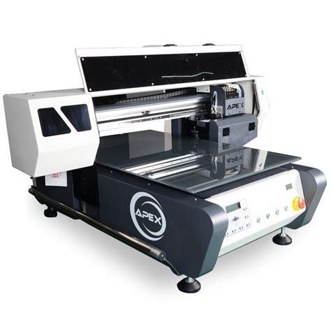 Printer Uv digital uv flatbed printer uv6090 apex digital flatbed uv printer dtg textile printer print