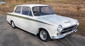 Ford Lotus 1966 Ford Lotus Cortina Mk1 Costs More Than A Used Nissan Gt R