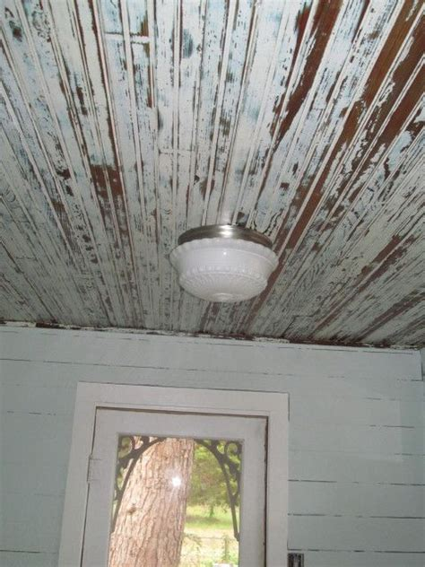 beadboard ceilings   mudroom living vintage