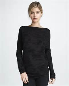hairdo for boat neckline striped boat neckline sweater at cusp my style pinterest