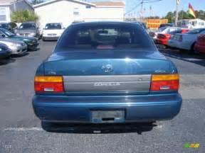 Toyota Corolla 1994 1994 Turquoise Metallic Toyota Corolla Dx 4015431