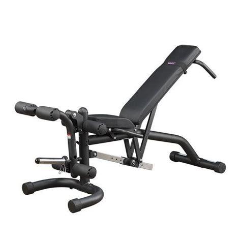 solid fid46 adjustable bench solid fid46 leverage bench