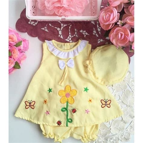 Dress Bayi Dress Pesta Baby dress baby baju pesta baby baju anak perempuan umur