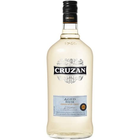 cruzan aged light rum cruzan light rum 1 75 l from spec s instacart