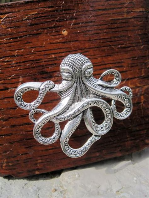 Octopus Cabinet Knobs octopus drawer knobs cabinet knobs furniture knobs in by darosa