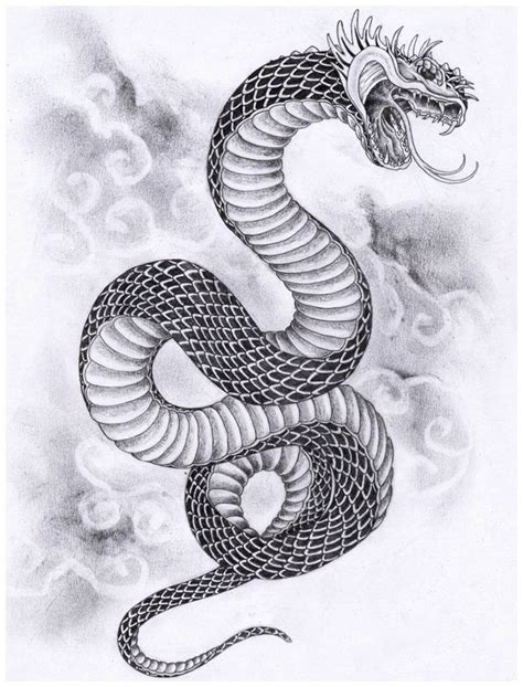black and white snake tattoos collection of 25 black and white snake designs
