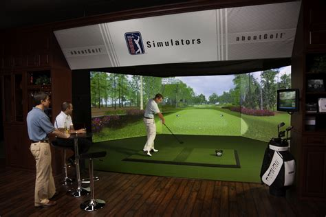 golf swing simulator for home use golf simulation software get set up trained in minutes