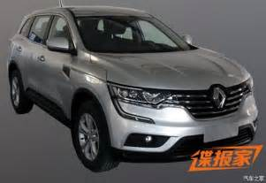 new 2017 renault koleos suv this is it