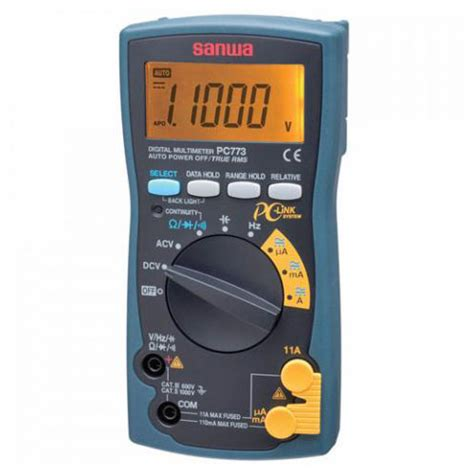Digital Multimeter Dekko Dm 179t True Rms Temperature Suhu sanwa pc773 digital multimeter meter digital