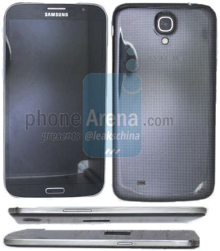 Samsung Mega Duos Samsung Galaxy Mega 6 3 Duos Leaks Dual Sim Version Of