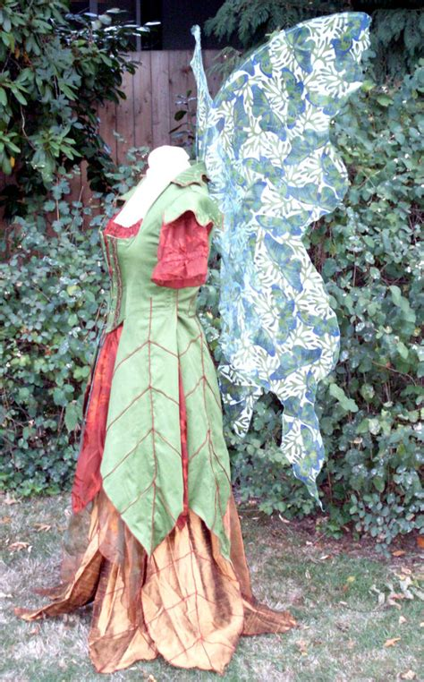 Handcrafted Fairies - items similar to renaissance faerie costume custom