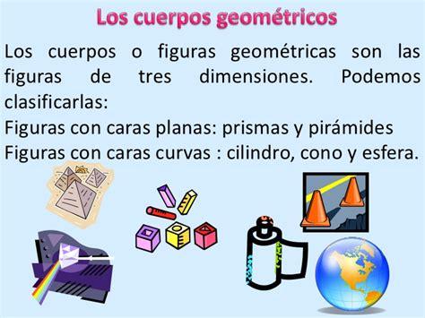 figuras geometricas y su descripcion cuerpos geom 233 tricos