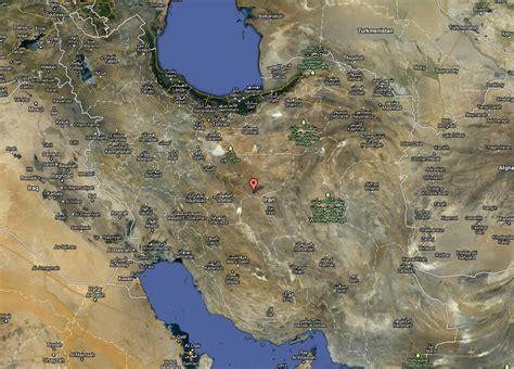 satellite map of iran iran map and iran satellite images