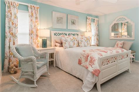 beach themed master bedroom master bedroom beach theme white wood bed frame white