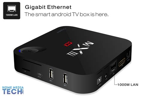 tv box android mxiii g mx3 g android tv box review home media tech