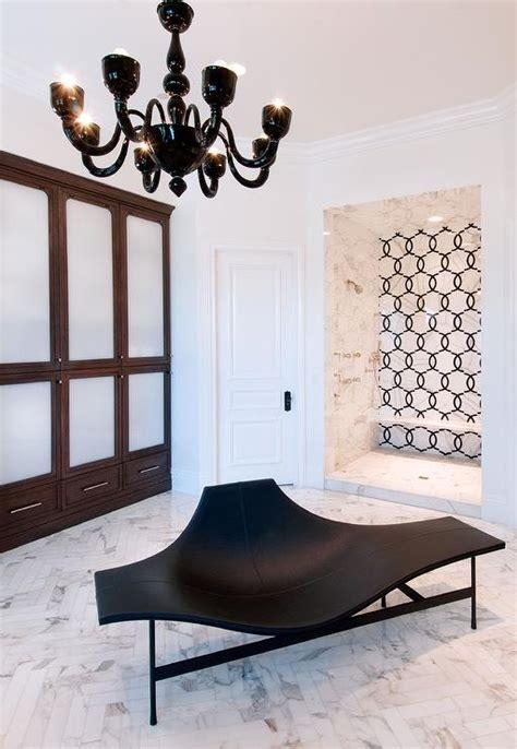 Black Bathroom Chandelier Black Lounge Modern Black Bathroom Lounge With Black Chandelier