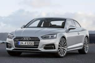 Audi News 2018 Audi A5 And S5 Ny Daily News