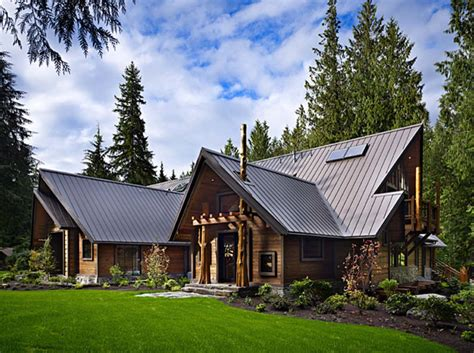 rustic contemporary homes rustic contemporary home nestled in secluded forests of