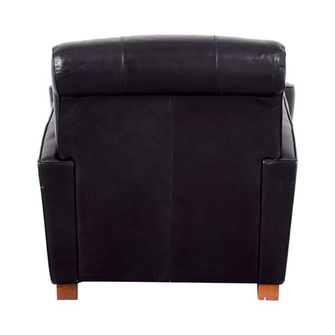 76 off leather library reading chair chairs 76 off leather library reading chair chairs