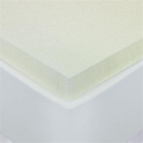 Memory Foam Mattress Topper Dubai by Sleep Innovations 2 Inch Memory Foam Mattress Topper Made