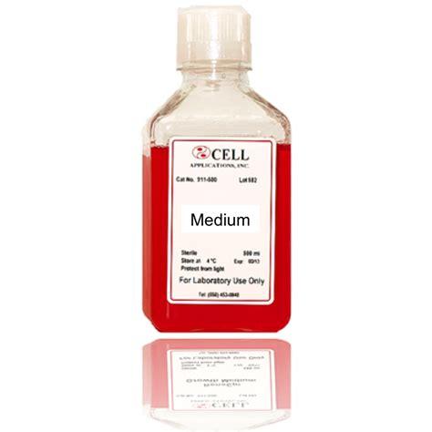 www medium rat cardiomyocyte media heart cell culture medium