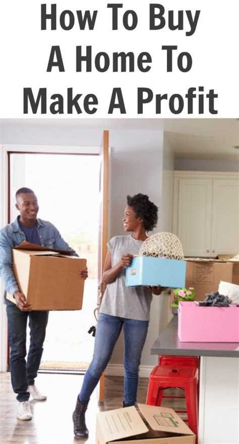 how to prepare to buy a house how to buy a home to make a profit