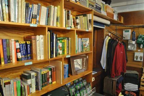 bookstore gift shop at shavers creek environmental