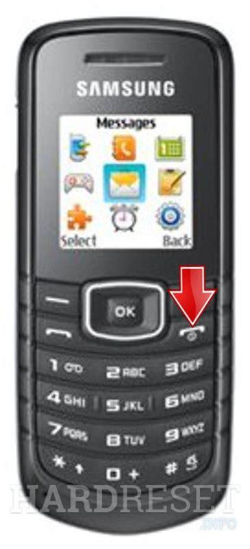 reset samsung phone code samsung e1086w how to hard reset my phone hardreset info