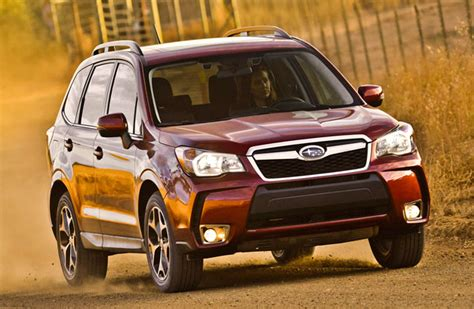 2014 subaru forester consumption does subaru fixed consumption 2014 forester release