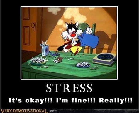 Funny Stress Memes - stress funny cartoon and memes