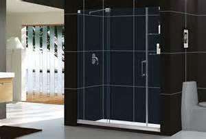 Tempered Glass Shower Doors Frameless Frameless Tempered Glass Sliding Door For Shower Useful