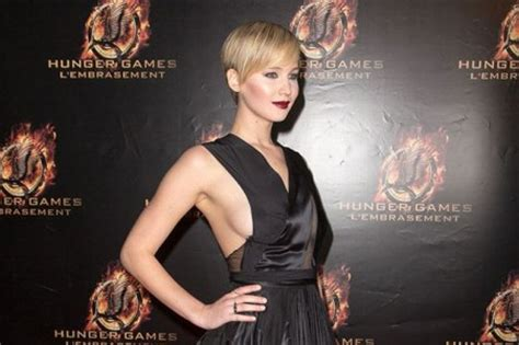 Jennifer Lawrence 'Catches Fire' for Wardrobe Malfunctions