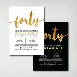 25 best ideas about 40th birthday invitations on 40 birthday birthday